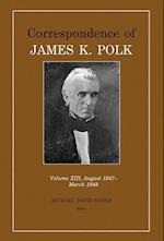 Correspondence of James K. Polk (CORRESPONDENCE OF JAMES K POLK, nr. 13)