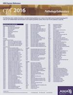 CPT 2016 Express Reference Coding Card Pathology/Laboratory