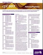 CPT 2017 Express Reference Coding Card Pulmonary/Respiratory