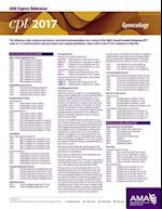 CPT 2017 Express Reference Coding Card Gynecology