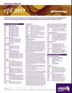 CPT 2017 Express Reference Coding Card Ophthalmology