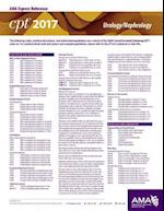 CPT 2017 Express Reference Coding Card Urology/Nephrology