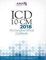 ICD-10-CM 2018 (ICD 10 CM the Complete Official Codebook)