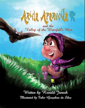 Ariela Aparecida and the Valley of the Waterfall's Mist