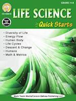Life Science Quick Starts, Grades 4-8
