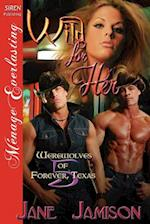 Wild for Her [Werewolves of Forever, Texas 5] (Siren Publishing Menage Everlasting) af Jane Jamison