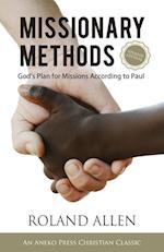 Missionary Methods