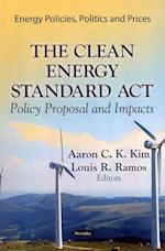 Clean Energy Standard Act