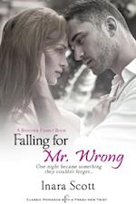 Falling for Mr. Wrong (Bencher Family)