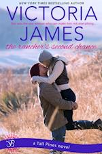 Rancher's Second Chance af Victoria James