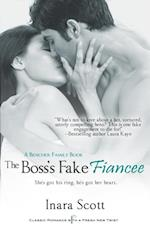 Boss's Fake Fiancee (Entangled Indulgence)