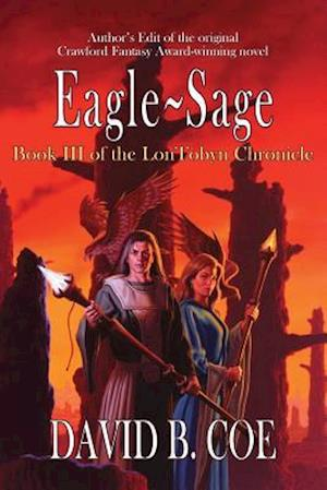 Bog, paperback Eagle-Sage af David B. Coe