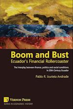 Boom and Bust (Vernon Series in Economic History)