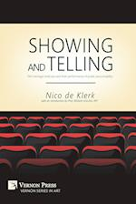 Showing and Telling: Film heritage institutes and their performance of public accountability