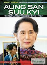Aung San Suu Kyi (Making a Difference Leaders Who Are Changing the World)