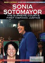 Sonia Sotomayor af Richard Barrington