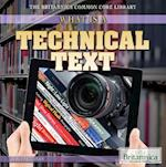 What Is a Technical Text? af Jeri Freedman