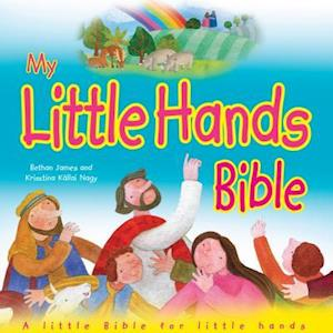 Bog, hardback My Little Hands Bible af Nagy Krisztina Kllai, Troisi Simone, Bethan James