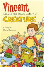 Vincent Cleans His Room with the Creature af Elena Capuccio