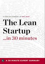 Lean Startup ...in 30 Minutes