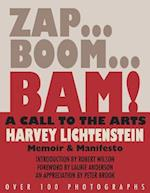 Zap...boom...bam! A Call to the Arts!