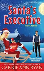 Santa's Executive af Carrie Ann Ryan