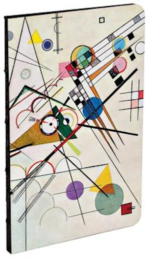 Composition 8 by Vasily Kandinsky Small Bullet Journal
