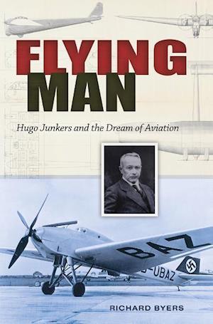 Bog, hardback Flying Man af Richard Byers