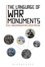 The Language of War Monuments (Bloomsbury Advances in Semiotics)