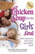 Chicken Soup for the Girl's Soul (Chicken Soup)