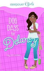 Dog Days for Delaney (Sleepover Girls)