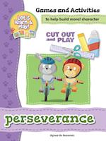 Perseverance - Games and Activities (Cut Out and Play, nr. 3)