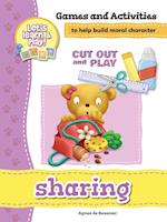 Sharing - Games and Activities (Cut Out and Play, nr. 16)