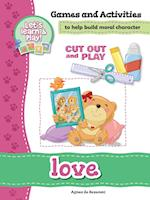 Love - Games and Activities (Cut Out and Play, nr. 4)