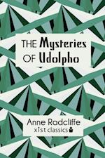 Mysteries of Udolpho af Anne Radcliffe