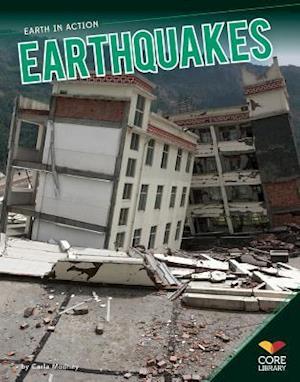 Bog, paperback Earthquakes af Carla Mooney