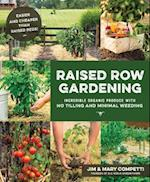 Raised Row Gardening