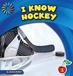 I Know Hockey (21st Century Basic Skills Library)