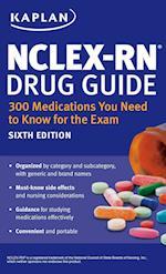 NCLEX-RN Drug Guide af Kaplan Nursing