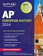 AP European History 2018 (Kaplan Test Prep)