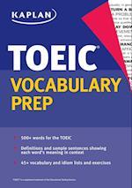 Kaplan TOEIC Vocabulary Prep af Kaplan Test Prep