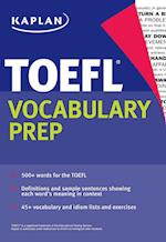 Kaplan TOEFL Vocabulary Prep af Kaplan