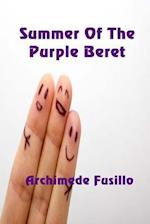 Summer of the Purple Beret af Archimede Fusillo
