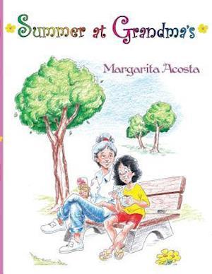 Bog, paperback Summer at Grandma's af Margarita Acosta