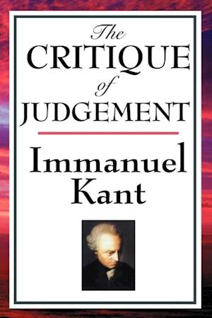 Critique of Judgment af Immanuel Kant