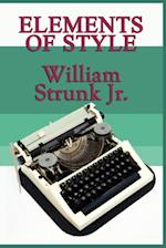 Elements of Style af William Strunk Jr