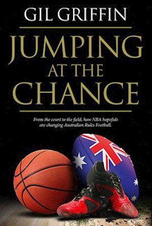 Bog, paperback Jumping at the Chance af Gil Griffin