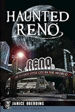 Haunted Reno af Janice Oberding