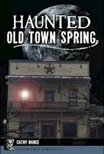 Haunted Old Town Spring (Haunted America)