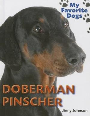 Bog, hardback Doberman Pinscher af Katie Dicker, Jinny Johnson